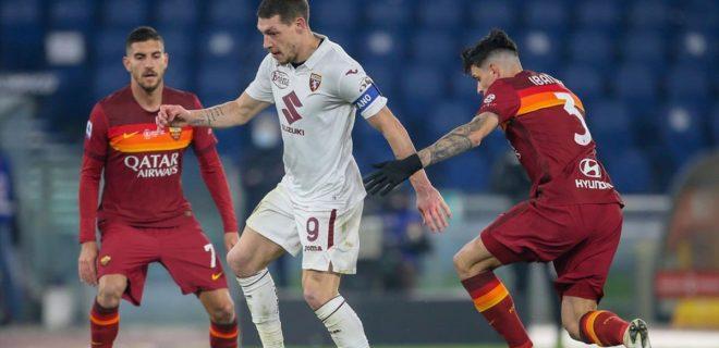 Pronostico Torino-Roma 18-04-21