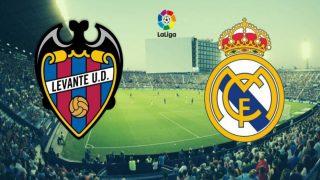 Pronostico Levante-Real Madrid 22-08-21