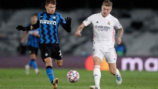 Pronostico Inter-Real Madrid 15-09-2021